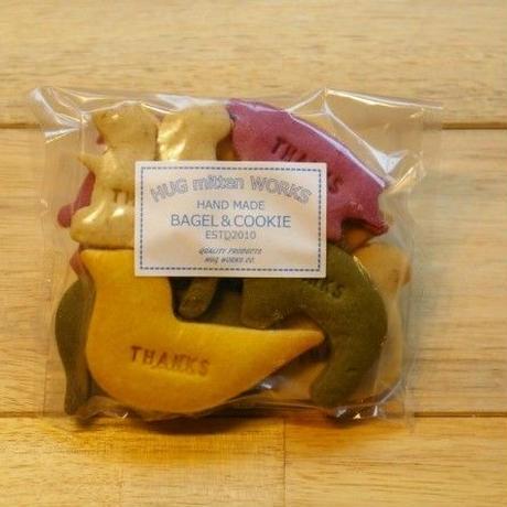 マクロビ野菜クッキー 【HUG mitten WORKS】