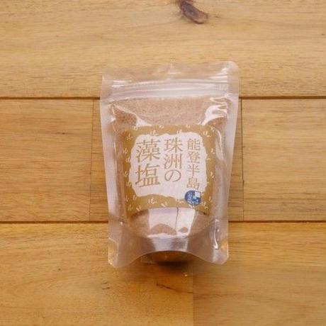 能登半島 珠洲の藻塩 【新海塩産業】