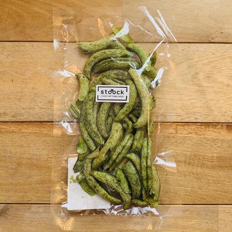 野菜チップ えんどう豆