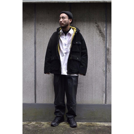 10匣 TENBOX / SHOPLIFTERS JACKET COL:BLACK×MUSTARD