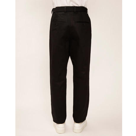 MAINTENANT TOKYO / NEW IN TACK TROUSERS (MT-119501) COL:BLACK