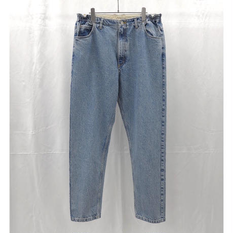 URU TOKYO / DENIM EASY PANTS (TYPE A) COL:L.INDIGO