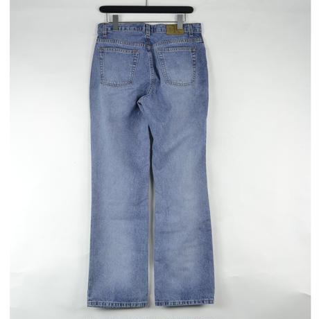 CALVIN KLEIN / DENIM PANTS (USED) COL:INDIGO NO.98