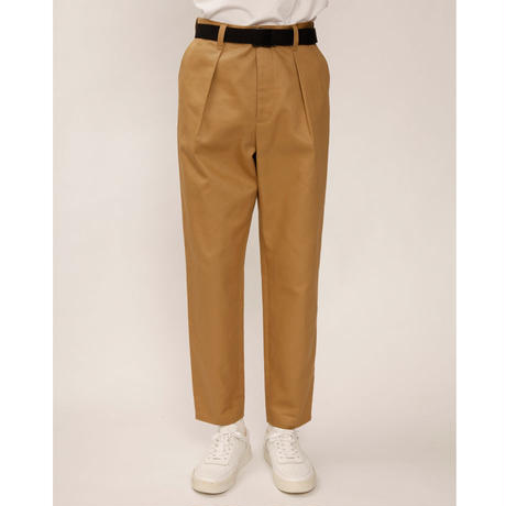 MAINTENANT TOKYO / NEW IN TACK TROUSERS (MT-119501) COL:BEIGE