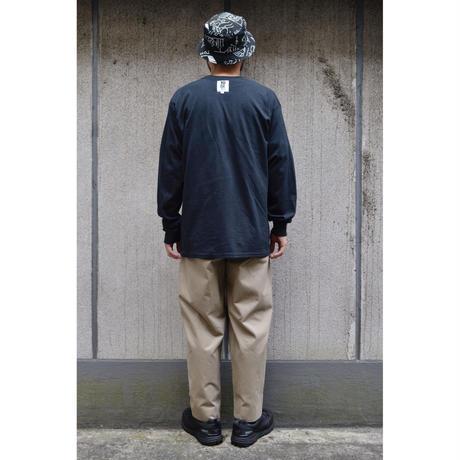 10匣 TENBOX / PANDA SEX MUNI L/S TEE COL:BLACK