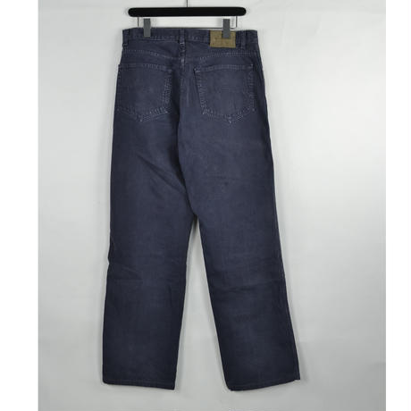 CALVIN KLEIN / DENIM PANTS (USED) COL:BLACK NO.38