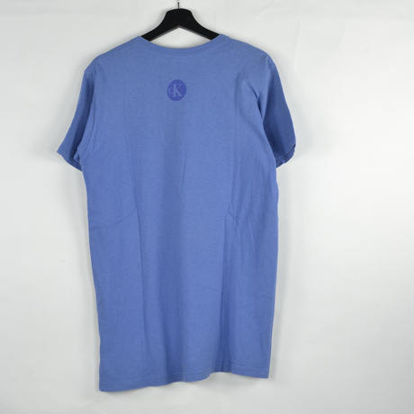 CALVIN KLEIN / S/S T-SHIRTS(USED) COL:BLUE NO.76