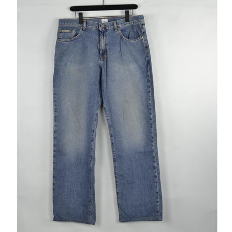 CALVIN KLEIN / DENIM PANTS (USED) COL:INDIGO NO.35