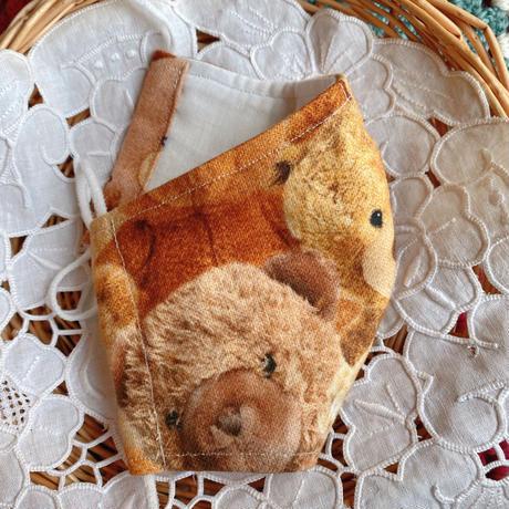 マスク Teddy Bear柄