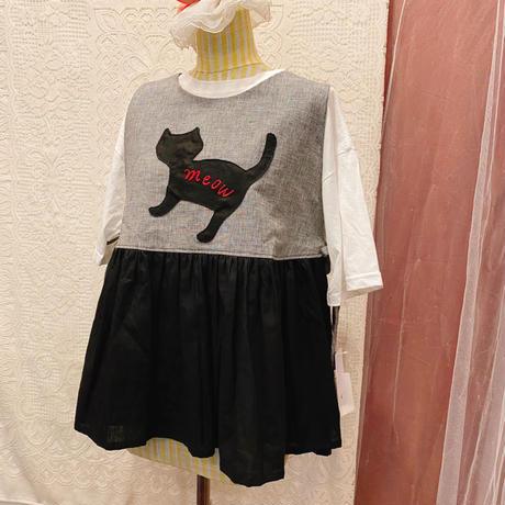 黒猫のジレ