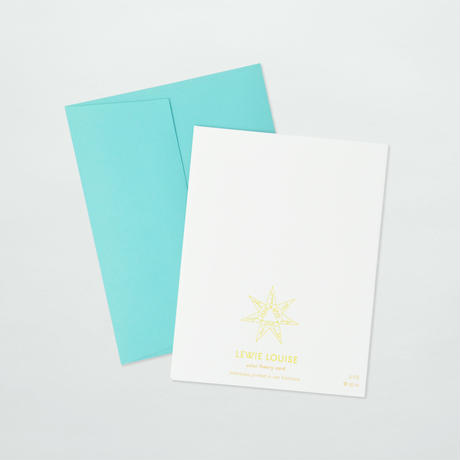 THE AESTHETIC UNION CARD SET