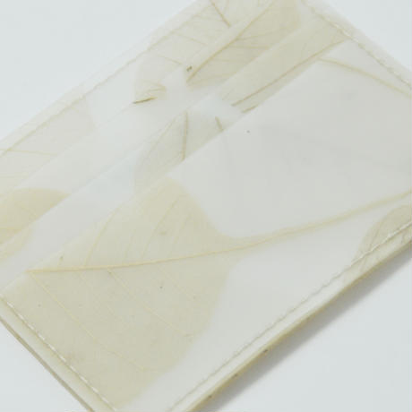LUISA CEVESE〈CARD CASE_LEAVES/L〉(2TYPES)
