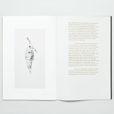 BIENVENUE STUDIOS〈ART BOOK_SILK PAGODAS〉