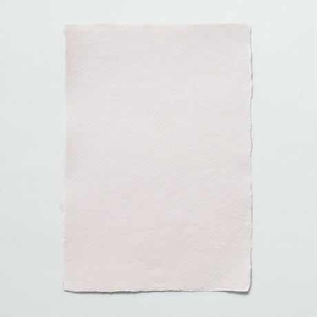 INDIA HANDMADE COTTON PAPER〈A5〉(5COLORS)