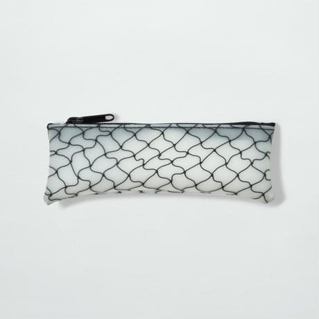 LUISA CEVESE〈PEN CASE_FISHNET/BLACK〉