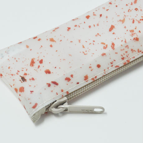 LUISA CEVESE〈PEN CASE_BOUGAINVILLEA DUST〉(2TYPES)
