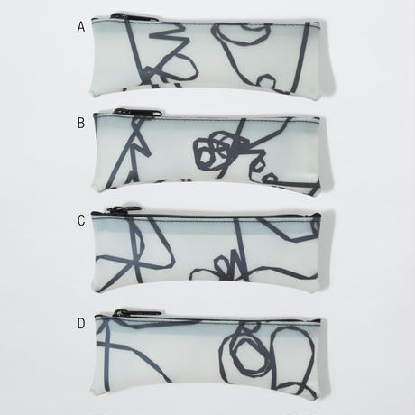 LUISA CEVESE〈PEN CASE_MUSIC TAPE〉(4TYPES)