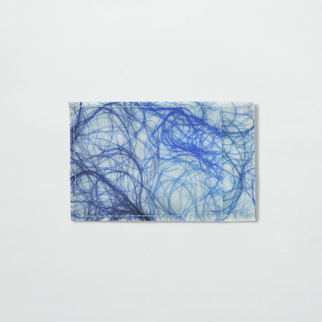 LUISA CEVESE〈CARD CASE_SILK THREADS/S〉