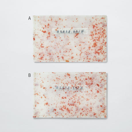 LUISA CEVESE〈CARD CASE_BOUGAINVILLA DUST/S〉(2TYPES)