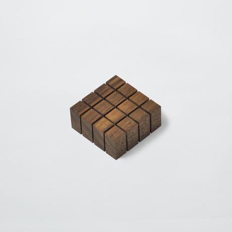 MASAO SEKI〈WOOD CARD STAND〉(2TYPES)