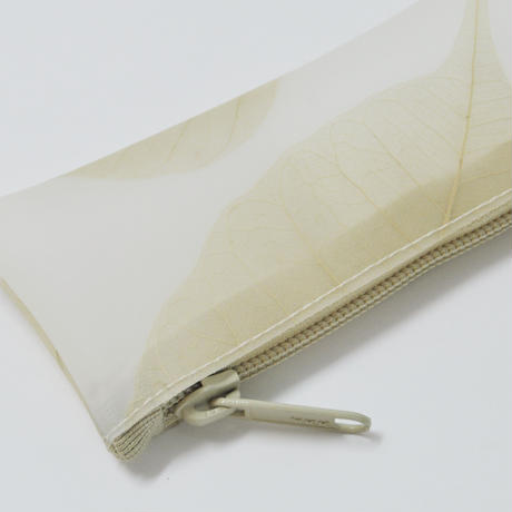 LUISA CEVESE PEN CASE (LEAVES)