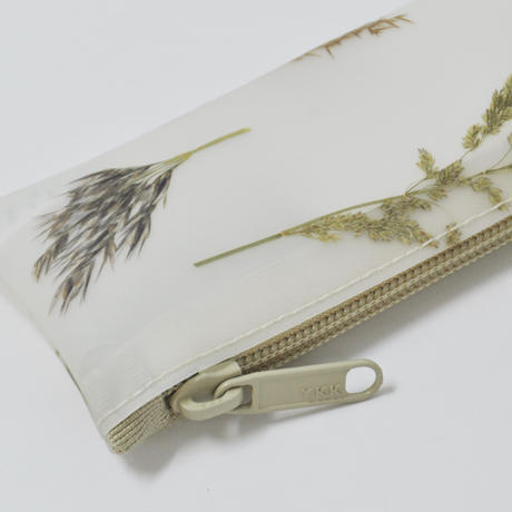 LUISA CEVESE PEN CASE(GRASSES)