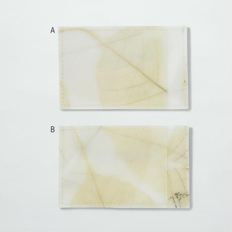 LUISA CEVESE〈CARD CASE_LEAVES/S〉(2TYPES)