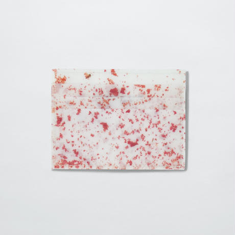 LUISA CEVESE〈CARD CASE_BOUGAINVILLA DUST/L〉(3TYPES)