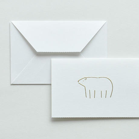 PAPIER LABO. ANIMAL CARD