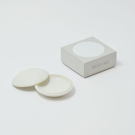 PAPIER LABO.〈CERAMIC CASE〉(WHITE)