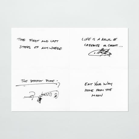 GORDON MATTA-CLARK    ART CARDS