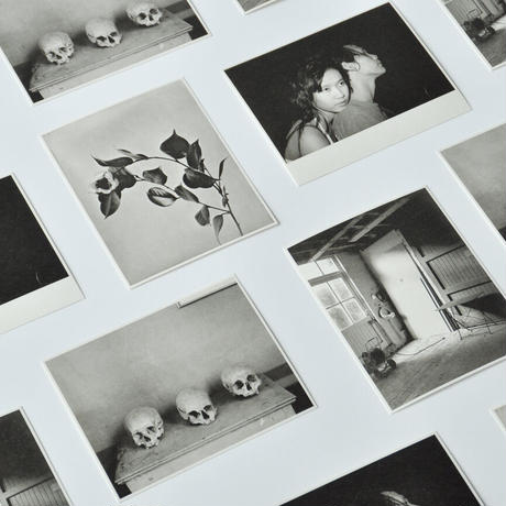 PAPIER LABO.〈COLLOTYPE PHOTOGRAPH CARD_三部正博〉