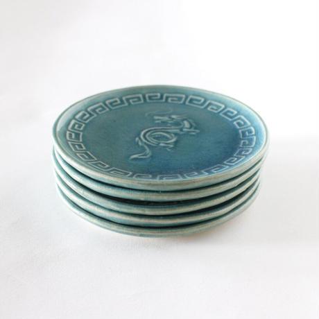 【HandMade】龍の豆皿