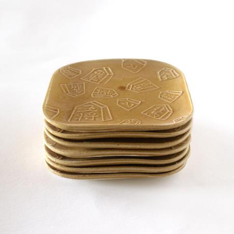 【HandMade】将棋の豆皿