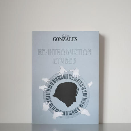 Re-Introduction Etudes - Chilly Gonzales 【AUDIO CD + MUSICAL SCORE + POSTER】