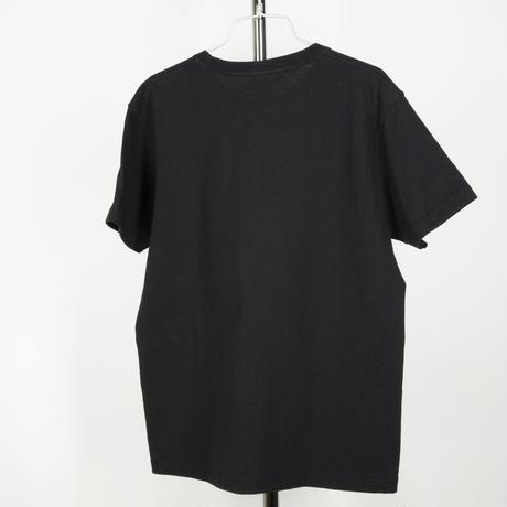 VTee_Black / Concept by NAGAOKA RYOSUKE【T-Shirts】