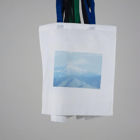 MOUNTAIN PHOTO TOTE