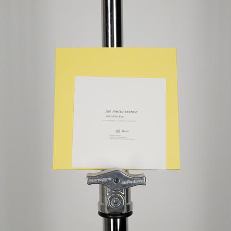 jan me/su techno - Jan Urila Sas / ENCD-48【AUDIO CD】