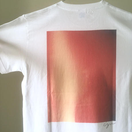 """into the light"" tee 【Short Tshirt】"