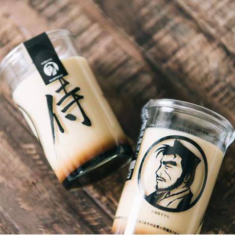 侍のプリン (6本セット)