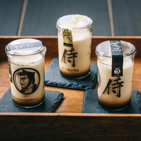 侍のプリン (3本)+侍のプリン ザ・プレミアム(3本)
