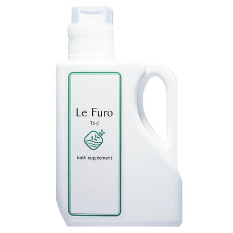 【単回】バスサプリ1,000ml【約1ヶ月分】 ~ ルフロ le furo ~