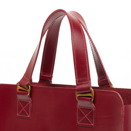 LEATHER TOTE BAG S
