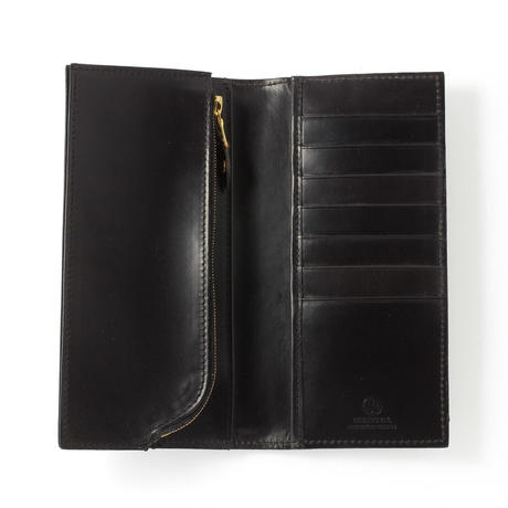 LONG WALLET WITH ZIP