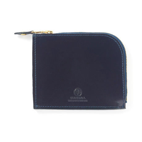 ZIP MINI PURSE WITH GUSSET
