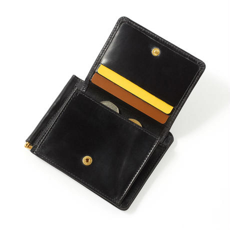MONEY CLIP  WITH COIN POCKET