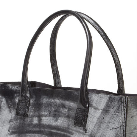 LEATHER TOTE BAG L