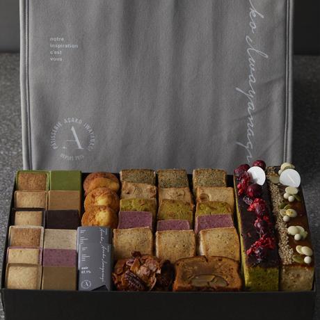 焼菓子詰合せEとオリジナル保冷バッグセット