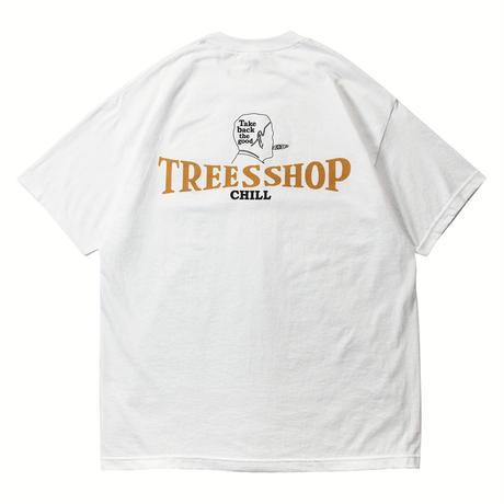 Trees Shop Tee (White)
