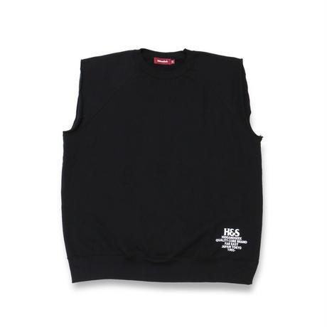 Cut Off Sweat Vest (Crew)